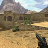 Counter Strike's Legendary de_dust2 Map Recreated in Real Life