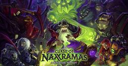 HearthStone Getting Single Player Adventure Mode Called Curse of Naxxramas