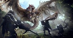 New Monster Hunter World trailer