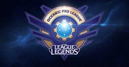 League of Legends Oceania Pro League Starting Today