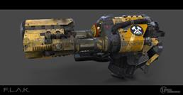 Unreal Tournament's New Flak Cannon is Glorious