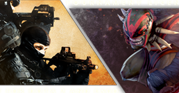 DOTA 2 vs Counter-Strike: Global Offensive - Round 2