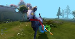 Help Bring the Goat from Goat Simulator to Dota 2
