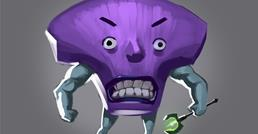 Dota 2 Player Creates Facefull Void Using Valve's Rejected Designs