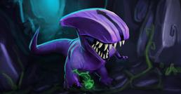 Dota 2 Could Get Faceless Rex as a Courier