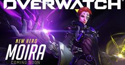 New Overwatch hero revealed, Moira