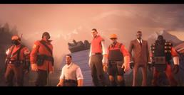 Team Fortress 2 The End of the Line Fan Film Released