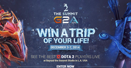 Go to THE SUMMIT 2 Giveaway