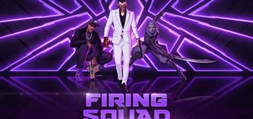 Agents of Mayhem - FIRING SQUAD gameplay trailer