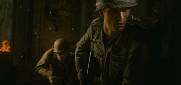 Call of Duty: WWII 'Meet the Squad' Crowley and Rousseau videos