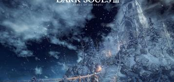 Dark Souls 3 Ashes of Ariandel gameplay