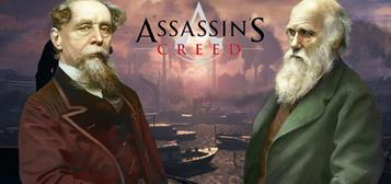 Assassin's Creed Syndicate Darwin and Dickens Trailer