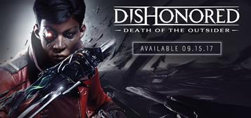 Dishonored: Death of the Outsider reveal trailer