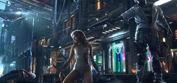 Don't Expect to Hear Anything About Cyberpunk 2077 Before The Witcher 3 Launches