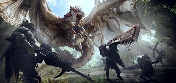Monster Hunter: World  24 minutes of  new gameplay footage