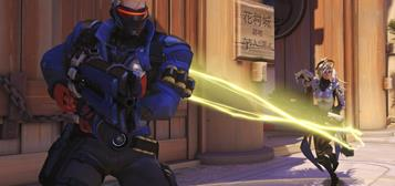 New Overwatch trailers reveal Soldier: 76
