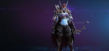 Heroes of the Storm Adds Sylvanas Windrunner to the Hero Roster