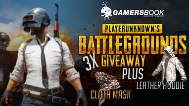 PlayerUnknown's Battlegrounds Giveaway