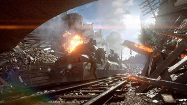 New Battlefield 1 gameplay video shows Frontlines mode