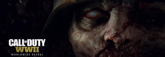 Call of Duty: WWII Nazi Zombies Mode reveal trailer & screens