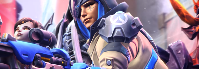 Heroes of the Storm- Ana Spotlight