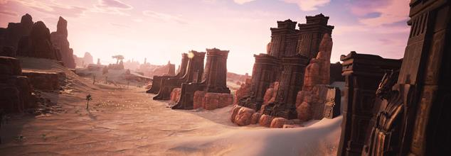 Conan Exiles first gameplay & screens