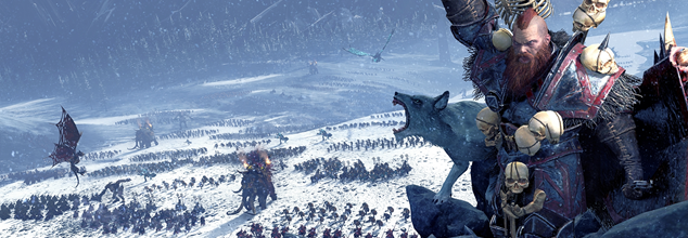 Total War: WARHAMMER - Norsca gameplay