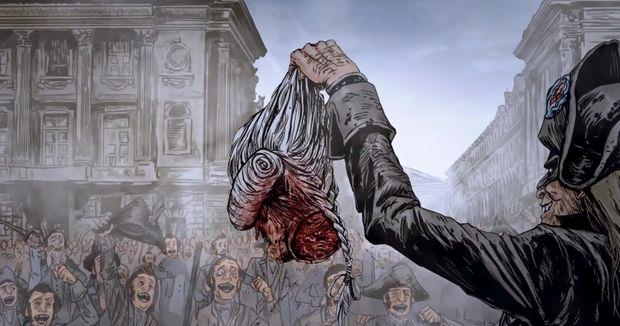 Assassin S Creed Unity Rob Zombie S French Revolution Video Is