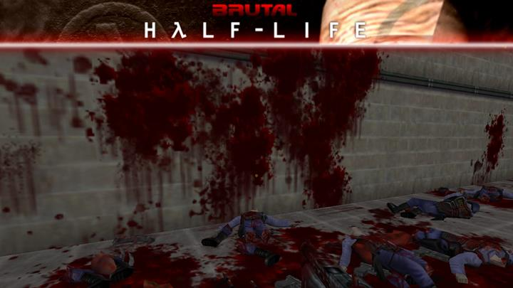 Brutal Half Life Mod Adds Tons of Gore and Dismemberment