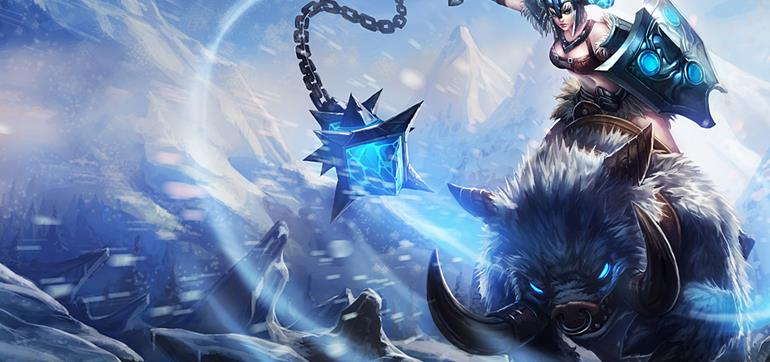 League of Legends Snowdown Incoming