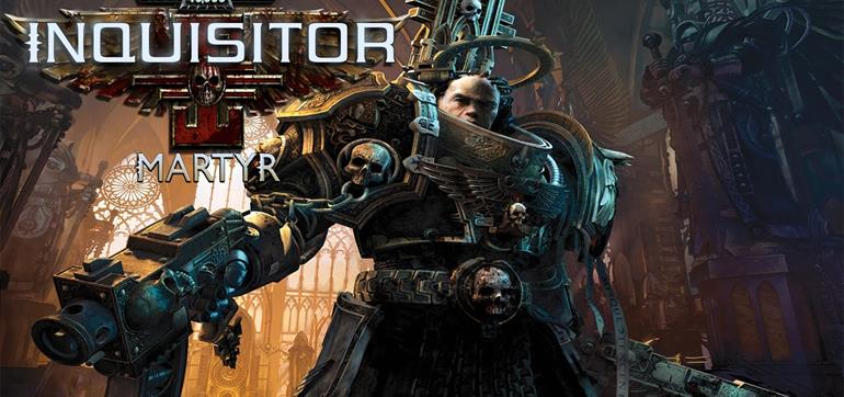 Warhammer 40,000: Inquisitor - Martyr public alpha launching this week