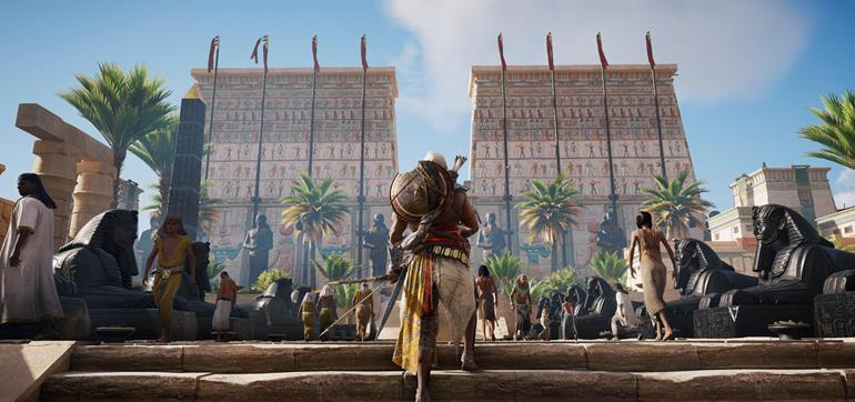 Assassin's Creed Origins system requirements revealed