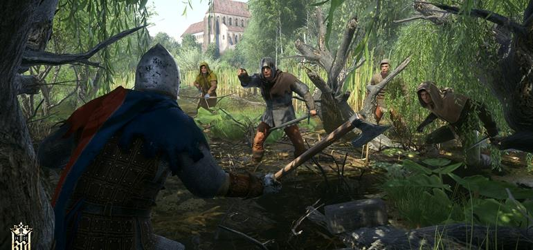 New Kingdom Come: Deliverance gameplay video