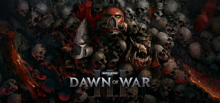 Dawn of War 3 Multiplayer Analysis: 3v3 gameplay video