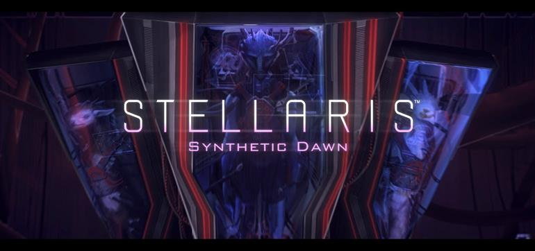 Stellaris: Synthetic Dawn launch trailer