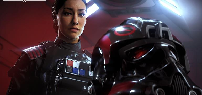 Star Wars Battlefront 2- 10 minutes of single player gameplay