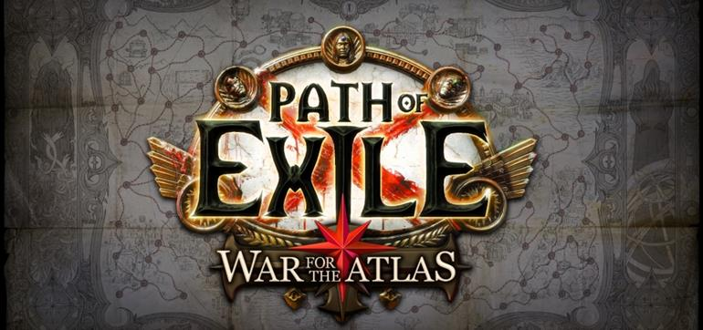 Path of Exile: War for the Atlas expansion trailer