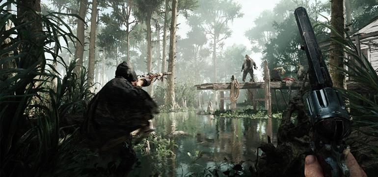 Hunt: Showdown-12 minutes of new gameplay footage