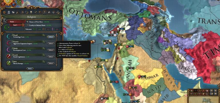 Europa Universalis IV: Cradle of Civilization announcement trailer