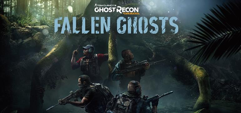 Ghost Recon: Wildlands Fallen Ghosts expansion coming on May 30