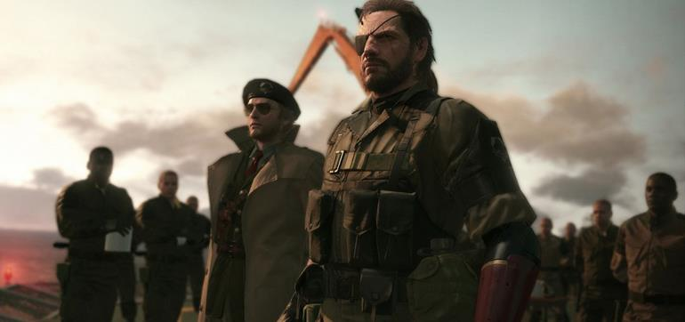 Metal Gear Solid: The Phantom Pain - 31 minutes of gameplay