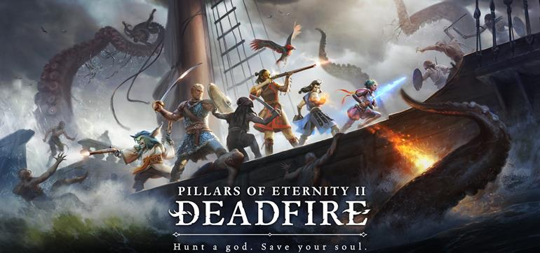 Pillars of Eternity II: Deadfire  early gameplay trailer