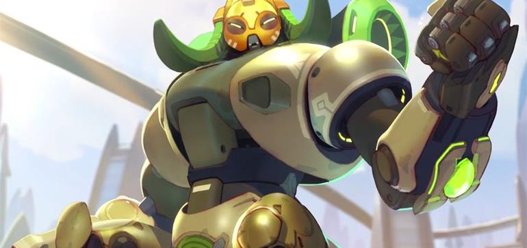New Overwatch hero revealed Orisa