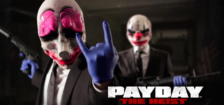 Payday: The Heist is Free on Steam on October 16