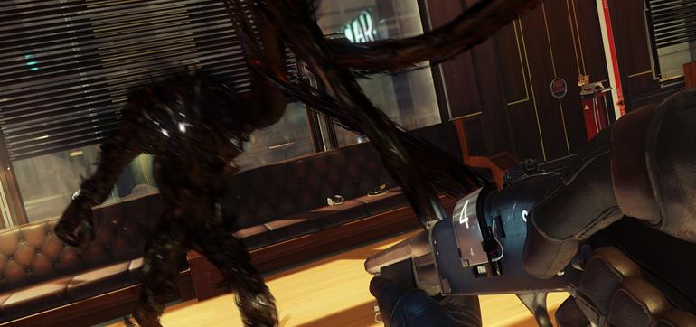 Prey- first 30 minutes of gameplay