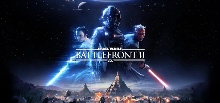 Star Wars: Battlefront II trailer & screens