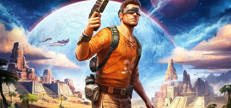Outcast - Second Contact- Exploration gameplay video
