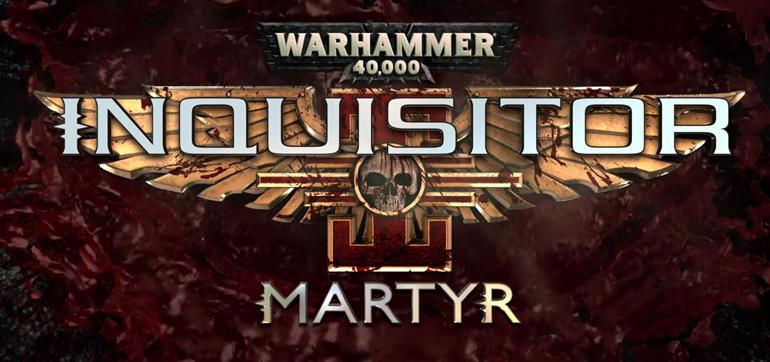 Warhammer 40,000: Inquisitor – Martyr public alpha is live