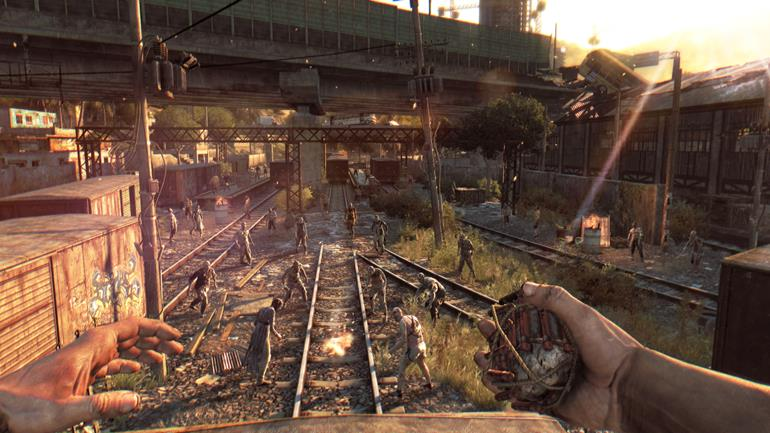 Dying Light 25 Minutes Of New Gameplay