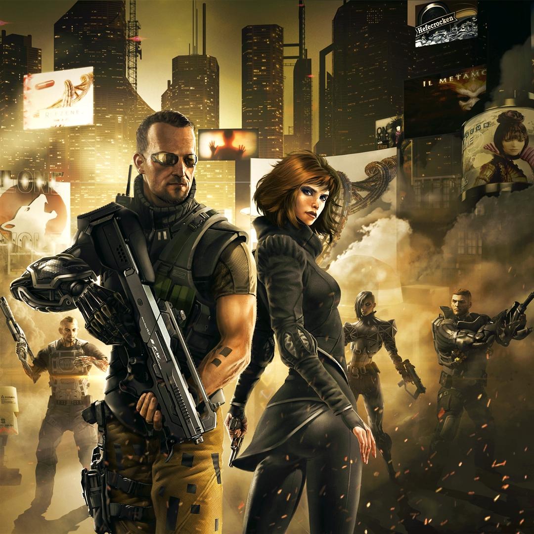Deus Ex: The Fall Coming To PC > GamersBook  Deus Ex: The Fa...